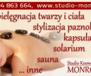 Studio Kosmetyki Monroe - kosmetyczka lesko