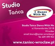 "Studio Tańca ""Dance with me"""