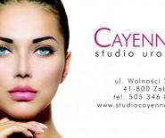 Studio Urody Cayenne Anna Sypka