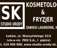 STUDIO URODY  SK    kosmetolog & fryzjer    Sawczuk Kamila