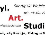 Styl.Art.Studio. Wizaż Stylizacja Fotografia
