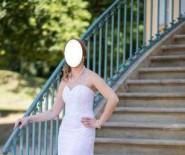 suknia ślubna rybka rozm. 36