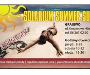 Summer Sun solarium Grajewo
