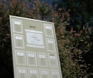 Tablice  z rozmieszczeniem gości,  zaproszenia winietki, itd