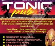 Tonic  Pub
