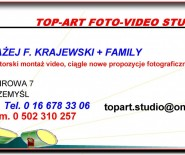 TOP-ART Video Foto Studio  BŁAŻEJ F. KRAJEWSKI