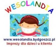 Urodziny dla dzieci  Bydgoszcz,  wesołe imprezy kuj.-pom.