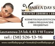 Vanilla Day Spa- Instytut Zdrowia i Urody