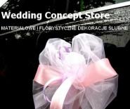 Wedding Concept Store - materiałowe i florystyczne dekoracje