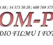 WIDEOFILMOWANIE POZNAŃ FOTOGRAFIA CZĘSTOCHOWA STUDIO COM-PAC