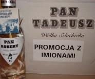 wódka weselna Pan Tadeusz 0,5 l