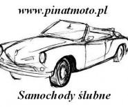 www.pinatmoto.pl - wynajem samochodów ślubnych