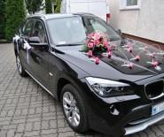 WYNAJEM AUTA DO ŚLUBU SAMOCHÓD BMW X1 MERCEDES E ŻNIN