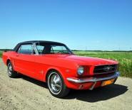 Wynajem Ford Mustang V8 1965 na wesela sluby i inne