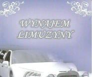 Wynajem limuzyn na ślub