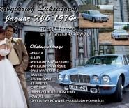 Wynajem Samochodu Zabytkowego Jaguar Małopolska-Gorlice