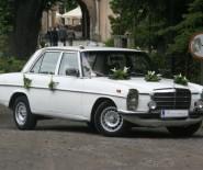Wynajmę auto do ślubu Mercedes W 115 1975 rok