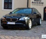 Wynajmę Limuzynę BMW7 F01