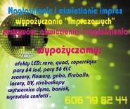 Wypożyczalnia sprzetu imprezowego Bydgoszcz