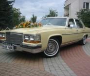 Zabytkowy Cadillac do ślubu