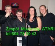 Zespół Muzyczny ATARI na WESELE
