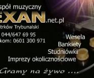 Zespół muzyczny '' Exan '' Piotrków Trybunalski