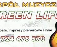 Zespoł muzyczny GREEN LIFE