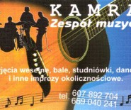 Zespół muzyczny  KAMRAT