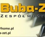 Zespół Muzyczny na wesele - Buba-Zet