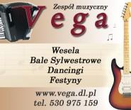 """"""" Zespół muzyczny VEGA """" na Twoje wesele Białystok Podlaskie"""