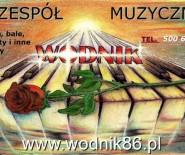 Zespół muzyczny Wodnik