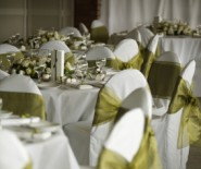 Zielone Inspiracje dekoracje ślubne