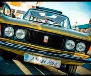 Złotyfiat auto do ślubu