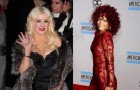 Christina Aguilera i Rihanna zbulwersowały Wielką Brytanię