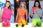 Kolory fluorescencyjne na lato - jak noszą je celebrytki?
