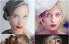 Makijaż ślubny w stylu vintage