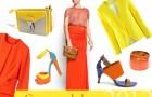 Pomarańczowy i żółty - trendy wiosna/lato 2012