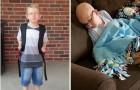 Prawdziwe oblicze dzieciństwa z rakiem. Matka opublikowała wstrząsające zdjęcie chorego syna i list, który wyciska łzy?