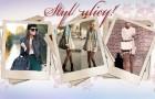 Romantyczne stylizacje z mody ulicznej