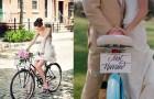 Ślub na rowerze