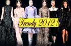 Styl wiktoriański - Najważniejsze trendy 2012