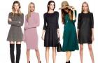 Sukienki - grube i ciepłe