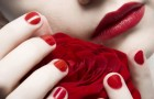 Trendy w makijażu: Czerwień