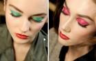 Trendy w makijażu: pastelowe oczy