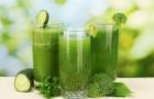 Zielony sok - recepta na zdrowie i urodę