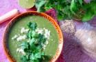 Zupa brokułowa - Kasia gotuje z Polki.pl