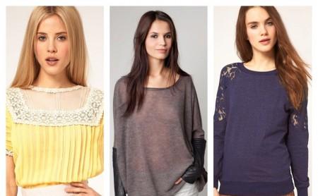 Bluzki i koszule damskie - przegląd wiosna/lato 2012