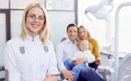 Dziecko u dentysty - 5 rad