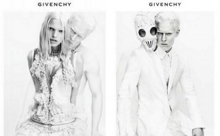 Givenchy w wersji... albinoskiej