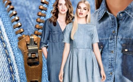 Jeansowe ubrania z sieciówek - 5 letnich propozycji!